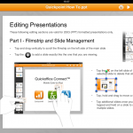 Quick Office Pro HD Presentations