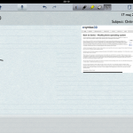 Notability Importing web clipping