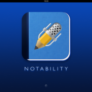 Ipad note taking apps: Notability